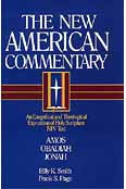 Amos, Obadiah, Jonah: New American Commentary