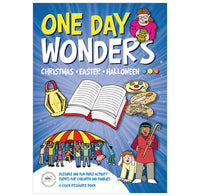 One Day Wonders: Christmas, Easter, Halloween