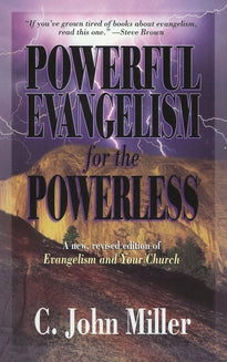 Powerful Evangelism for the Powerless