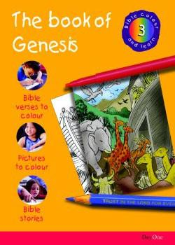 The Book of Genesis  (Bible Colour and Learn - 3)