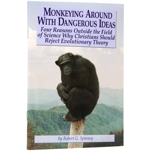 Monkeying Around With Dangerous Ideas (Tulip Booklets)