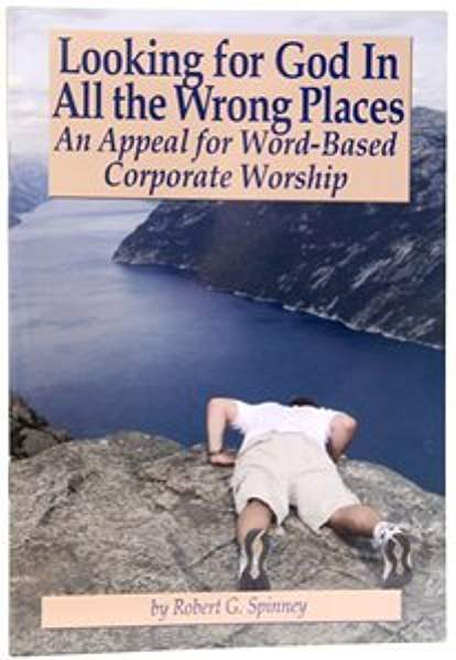 Looking for God in All The Wrong Places (Tulip Booklets)