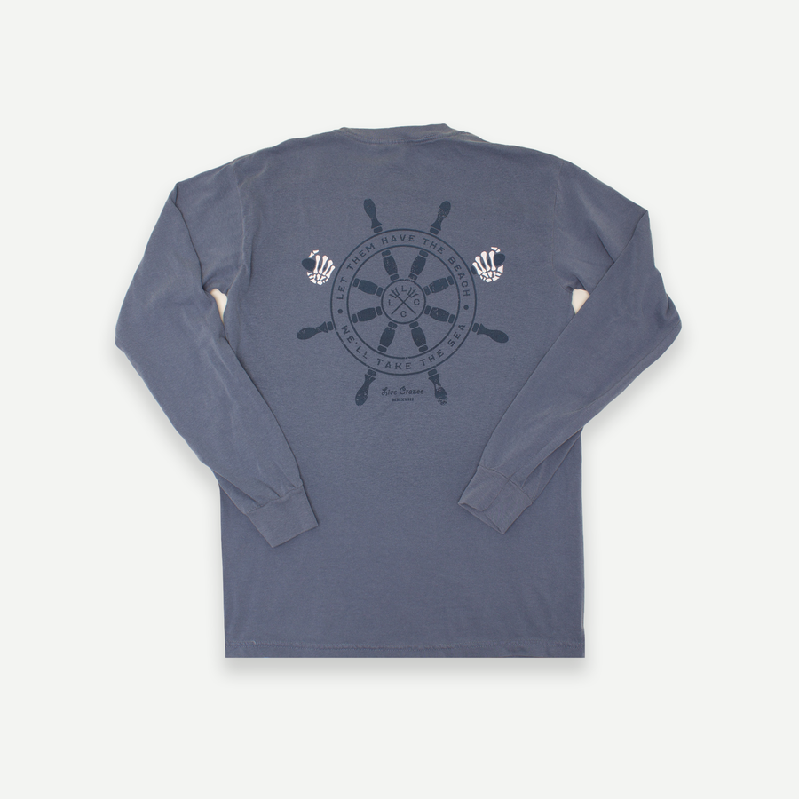 Ship Wheel - Long Sleeve