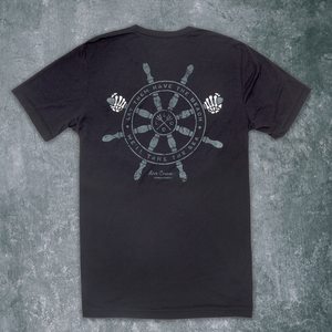 FINAL SALE : Ship's Wheel Tee