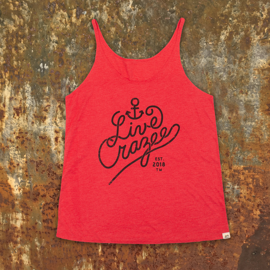 Logo Anchor Tank - FINAL SALE
