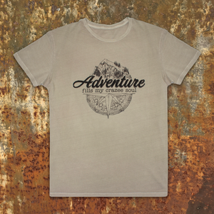 Land Adventure Garment Dyed