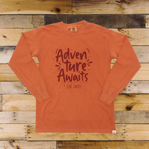 Adventure Awaits Long Sleeve