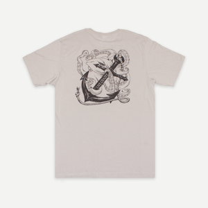 Anchor + Octopus Tee