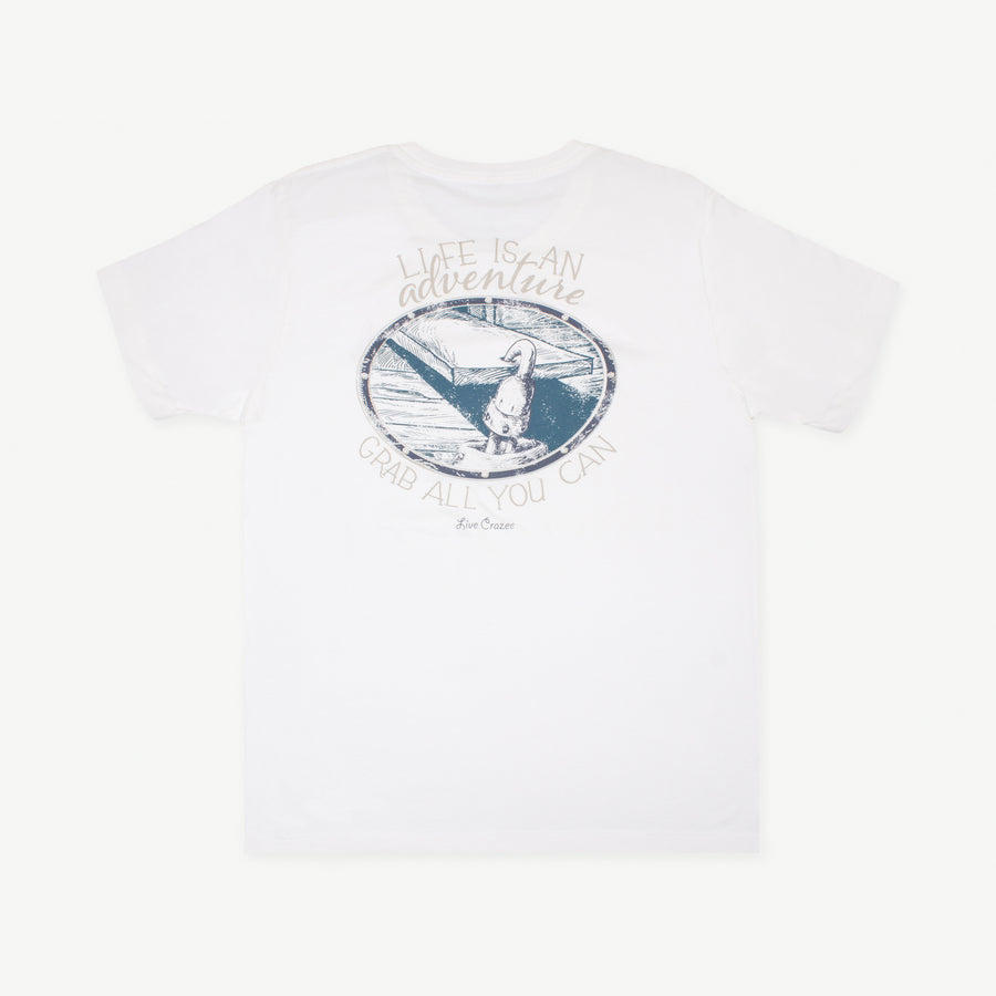 Adventure Hook - Basic Tee