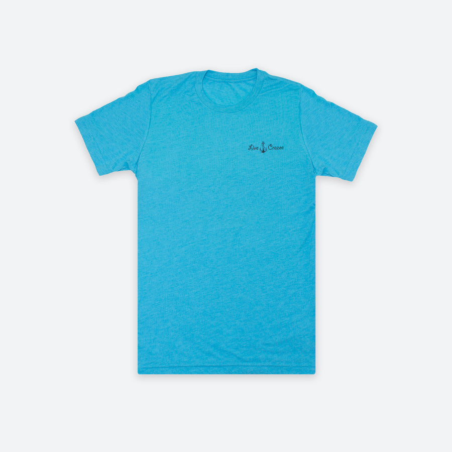 Anchor + Octopus Soft & Slim Tee