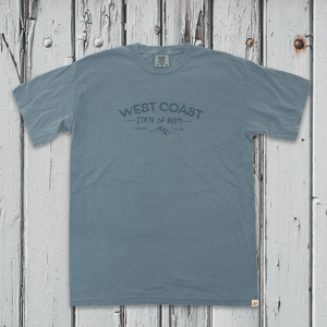 Region Tee - West Coast