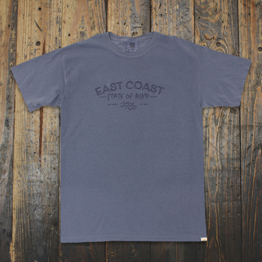 Region Tee - East Coast