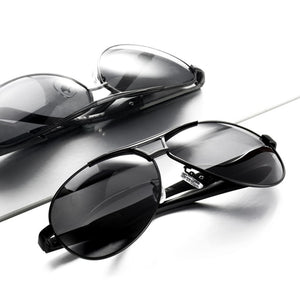Men Outdoor Sports Polarized Driving Eyewear - Slappable Shades