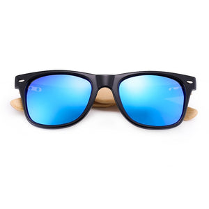 Premium Natural Wood Sunglasses - Slappable Shades