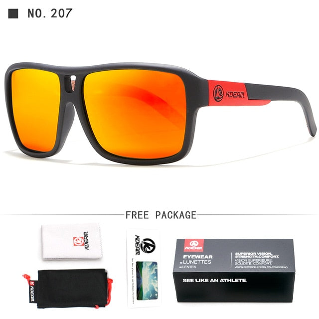 Polarized Sunglasses for Beach Sport and Sun - Slappable Shades