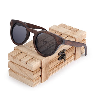 BRAND NEW 2019 BOBO BIRD Cat Eye Wooden Sunglasses Unisex - Slappable Shades