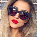 2019 Designer Sexy Retro Cat Eye Sunglasses - Slappable Shades