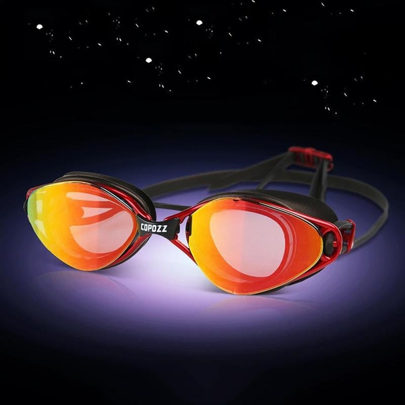 Brand New Professional Plating Goggles Anti Fog Goggles - Slappable Shades