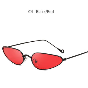Sexy Small Cat Eye Sunglasses Chic Fashion by RTBOFY - Slappable Shades