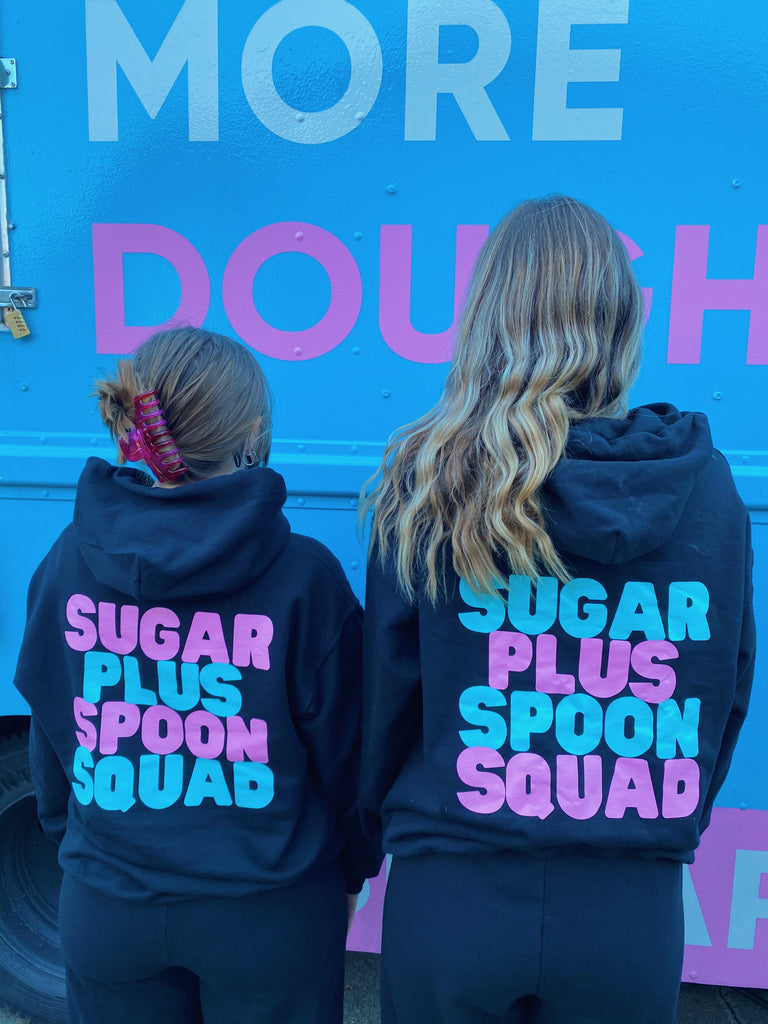 Sugar + Spoon Squad Sweatshirt