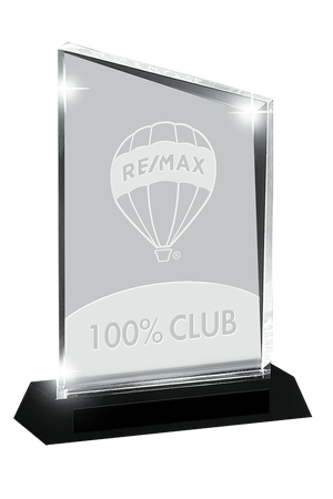 HQ 100% Club Award
