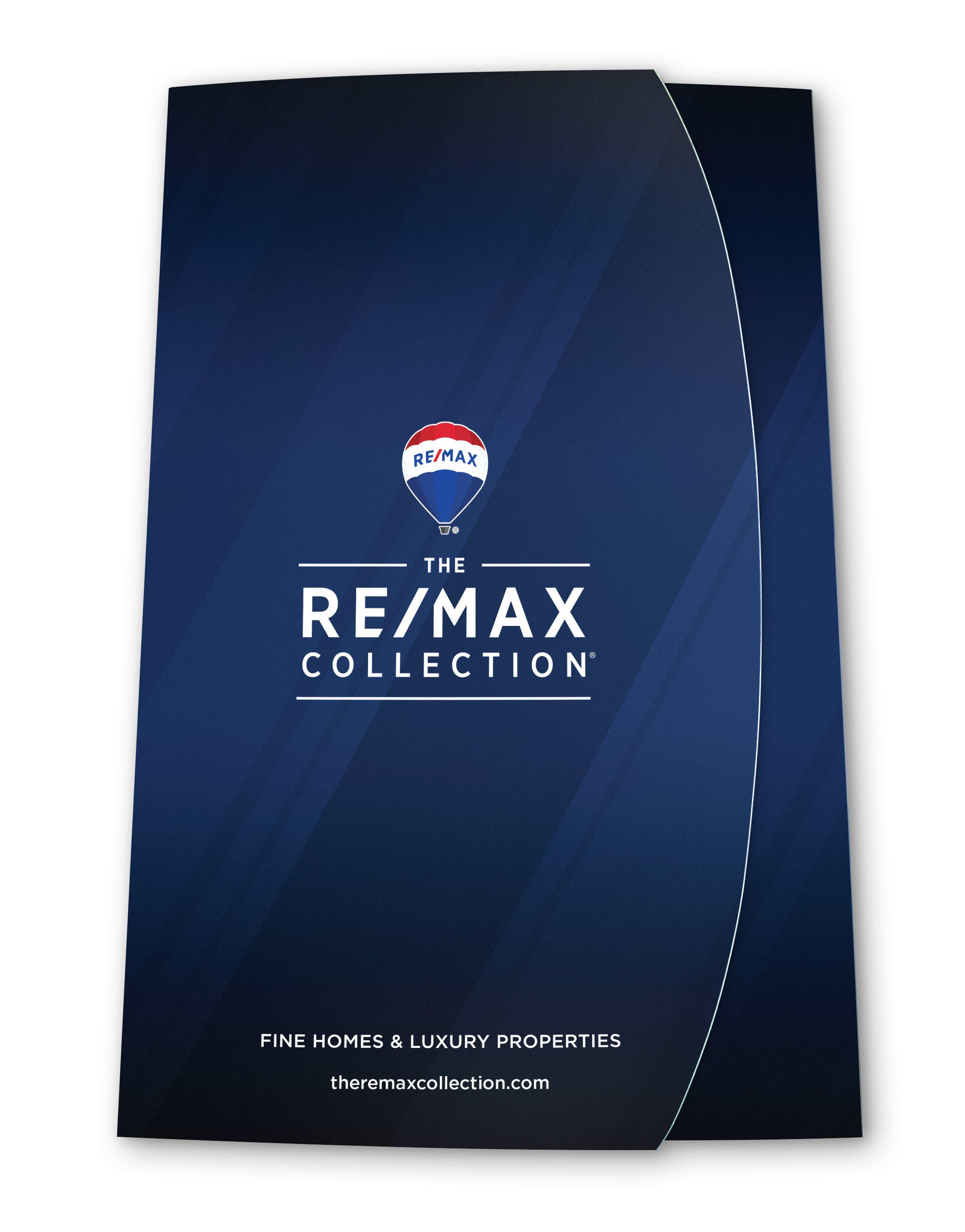 The remax collection business card 1000 shop remax the remax collection tri fold 25pk reheart Image collections
