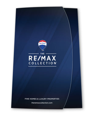 The RE/MAX Collection Tri-fold  (25/pk)