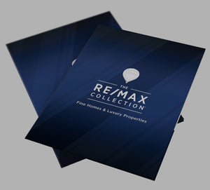 The RE/MAX Collection Pocket Folder (50+)