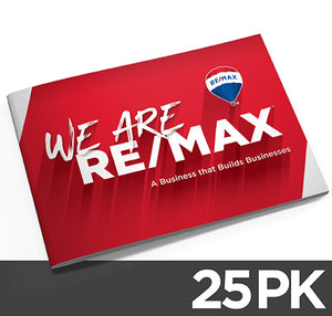 WE ARE RE/MAX Brochure (25pk)