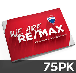 WE ARE RE/MAX Brochure (75pk)