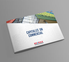 RE/MAX Commercial Consumer Brochure (25/pk)