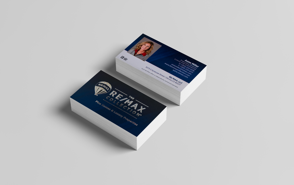 The RE/MAX Collection Business Card (1000+) | Shop RE/MAX