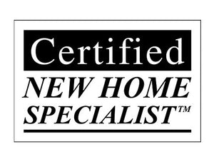 Certified New Home Specialist