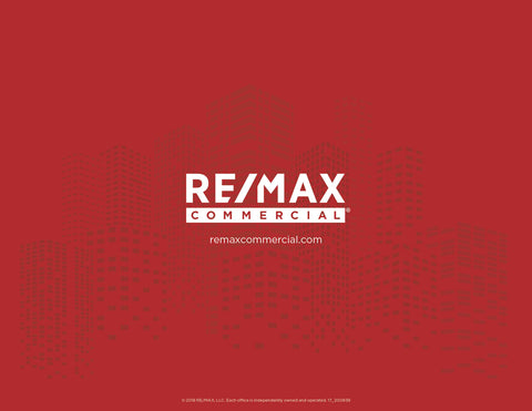 RE/MAX Commercial Recruiting Brochure (25/pk)