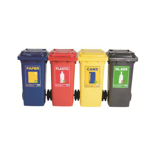 MGB 120L Series Recycling Bin