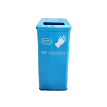 Load image into Gallery viewer, PPE Disposable Bin