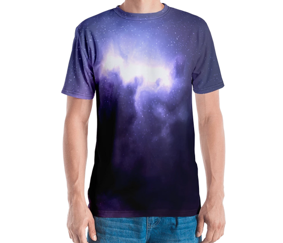 Nebula Series #5 Men's T-shirt