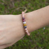 Mookaite Be Your Own Hero Bracelet for Be Awesome