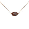 Noreena Jasper Gemstone Soul-Full of LIGHT Necklace for Release