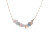 Morganite Seed Necklace for Divine Love