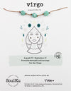Amazonite Zodiac Necklace for Virgo | 8/23 - 9/22
