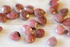 Rhodonite Gemstone Soul-Full of LIGHT Necklace for Self Love