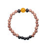 Yellow Jade Bracelet for Tribe of Joy