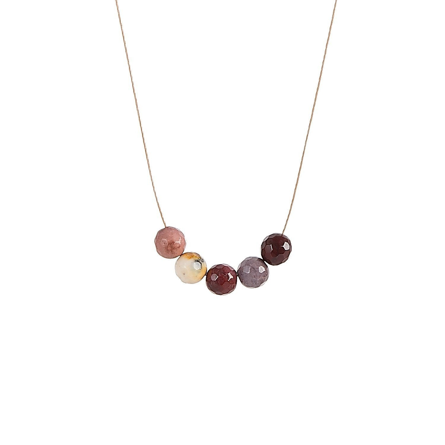 the royal red garnet opals with ethiopian precious pomegranate necklace and semi gemstone design