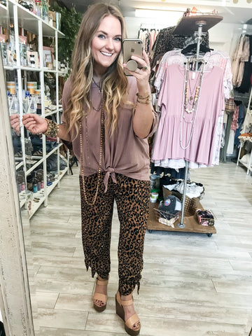 Jungle Genie Pants