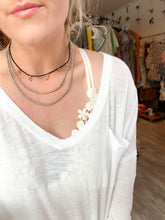 Load image into Gallery viewer, Bahama Breeze Necklace : Black Pearl