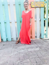 Load image into Gallery viewer, Lounge Life Maxi : Coral