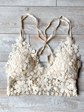 Load image into Gallery viewer, Sweet Daisy Bralette : Buttercream
