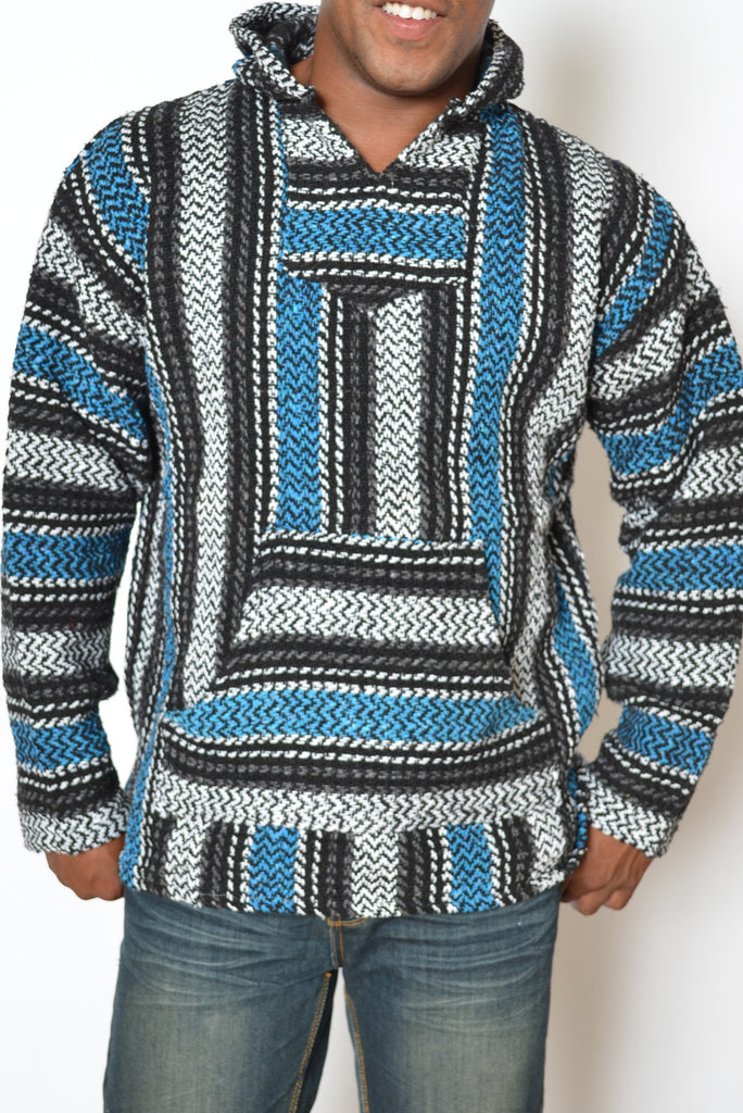Baja Hoodies - New! Turquoise for Men - The World's Greatest