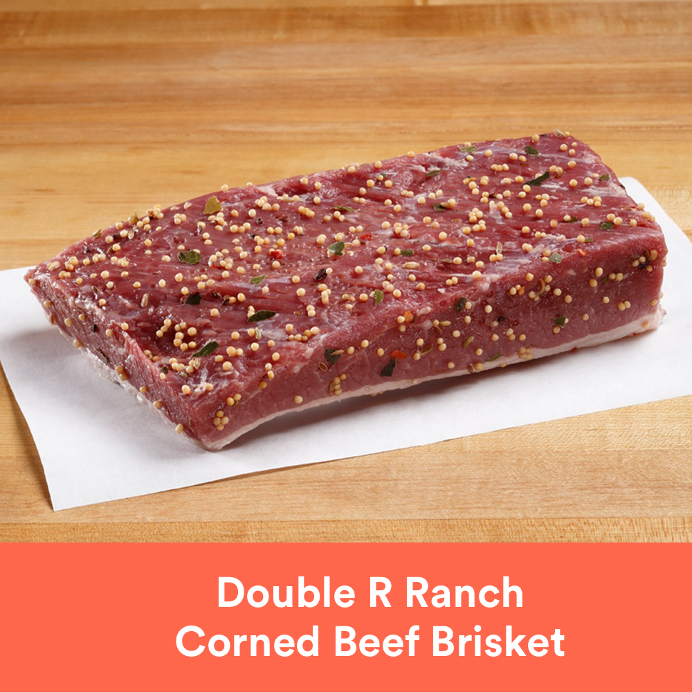 Double R Ranch Corned Beef Brisket